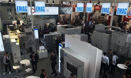 埃马克产品系列增至十大类 实力亮相CIMT2019