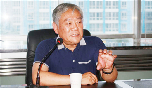 哈工大王峰教授走进天水锻压 进行钢结构防腐蚀讲座