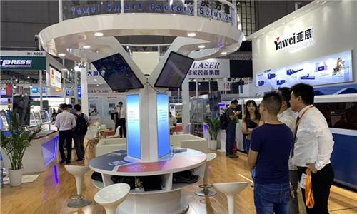 亚威与您相聚第21届中国国际工业博览会