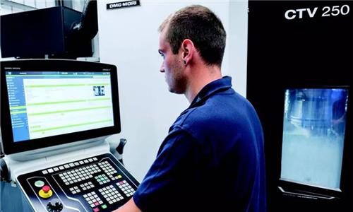 成功案例:DMG MORI 数字化工厂的合作伙伴
