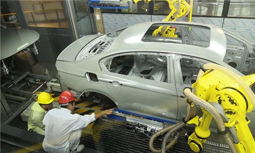 58天完成一汽-大众二厂有史以来最复杂的涂装机器人改造项目