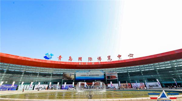 2019第22届青岛国际机床展览会开幕
