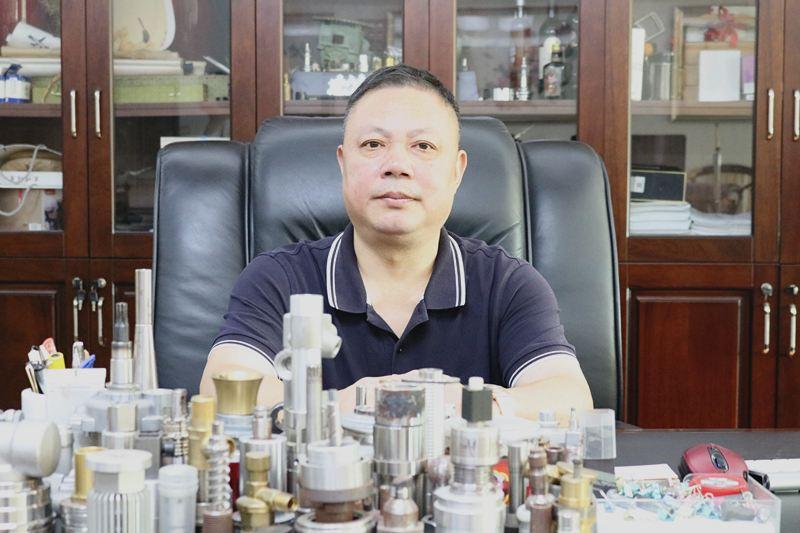 """中星数控林宗升:机床行业的""""讨海人"""