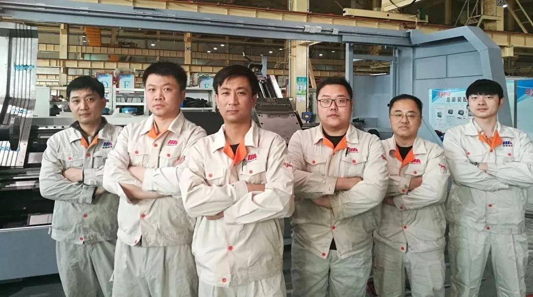 沈阳第一机床厂:实力创造经典 精品绝非偶然-HTC63150nm机床精度压缩事件