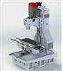XK7124立式加工中心光机
